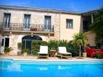 Accommodation Montpellier pool