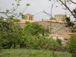 Caunes Abbey