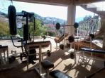 Gym under property