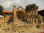 Nessebar - From the Byzantine period. UNESCO World Heritage Site