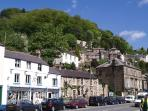 Matlock Bath is 10 minutes away. A former spa town alongside the River Derwent.