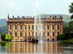 Chatsworth House is a 15 minute drive. Make sure you visit the farm shop in Pilsley.
