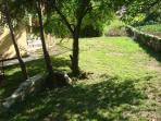 Villa Rosa private garden