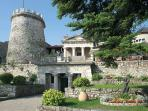 Trsat castle, 1 km from the apartment