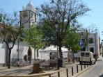 Moncarapacho Centre Square
