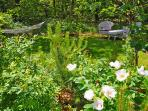 Private Gardens, The Cherry Suite, Cottage Guest, Eastham, MA, Cape Cod