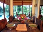 Enjoy delicious Thai food cooked for you!