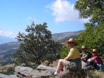 hiking in the Alpujarra