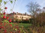 Chateau de Gressoux is a rugged farm