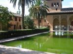 A visit to the Alhambra is a must!