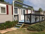 Mobile home Lavande with terrace