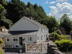View of 1 Tan Yr Eglwys.  A large 4* cottage, sleeps 6.Great for families, child friendly facilities