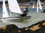 Sailing... what Cowes is all about
