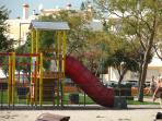 Nearby Playground in Fuseta