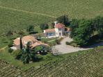 Gite Les Vignes de Michelet avec piscine ****  Domaine de Michelet France,Aquitaine,Buzet sur Baîse