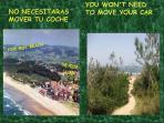 Un Precioso Paseo desde la casa a la playa *** Όμορφο με τα πόδια από το σπίτι στην παραλία