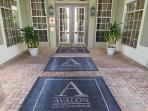 Entrance to Avalon Complex
