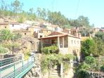 Agua Formosa Schist village, created in 1285, one of the oldest local villages, aprox 15 mins drive