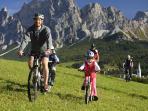 family bike resort