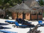 il relax nelle spiagge