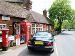 Village post office/shop