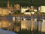 Historic Kirkcudbright - The Artists Town