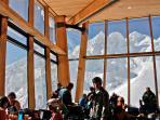 Knoll Ridge Cafe View