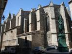 Saint Pargoire church