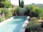 Swimming pool 8m x 3m