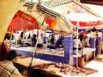 Essaouira fish market