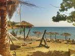 Sabia Beach by Finikounda, 20 minutes drive!