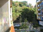View to Mrazovka Park