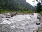 Reshi khola river
