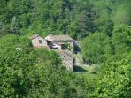 le hameau de Bouchiche
