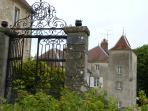 Château de la Hussardiere