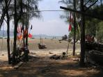 Local beach of Ao Noi