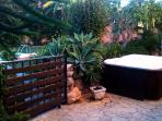 OUTDOOR JACUZZI & POOL SECURITY ACCESS