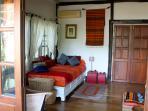 single comfortable bedroom