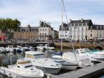 Yacht harbours to explore
