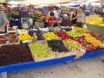 Local Sunday market 1.
