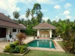 Koh Samui Villa with swimming pool and gardens