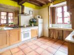 Cocina Casa de Roque