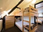 Small room with Bunk Beds
