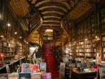 Lello Library (Considered one of the most beautifull in the world). At 450 meters.