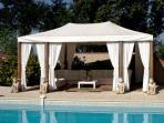 swimming pool terrace (240m²)