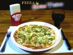 From our Swiss Ticino Menu - Pizza