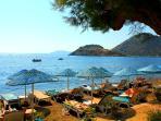 Beaches of the Turquoise coast