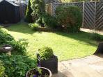 The Cottage Garden in Spring