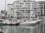 Take a walk down to the port and relax in one of the many bars and restaurants