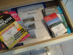 Full selection of local maps & guides to ensure you make the most of every moment!